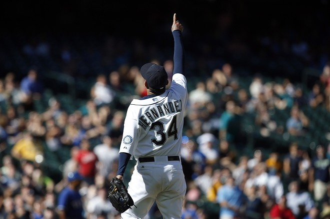 King Felix has been less than regal this year, and his fellow Mariners have scuffled to a below-.500 season so far.