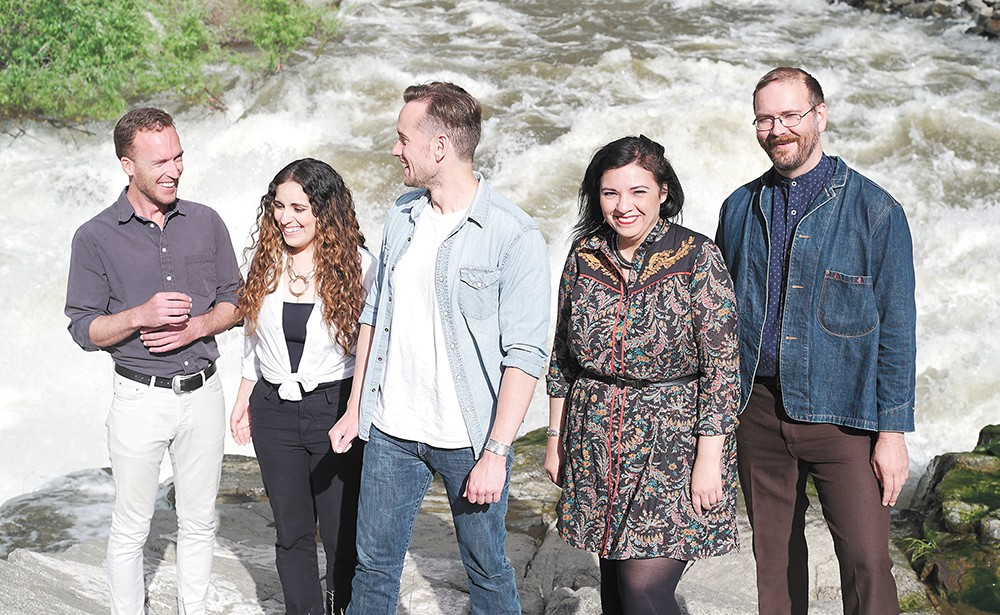 Finding religion: The Eagle Rock Gospel Singers twist classic spirituals into new sounds.