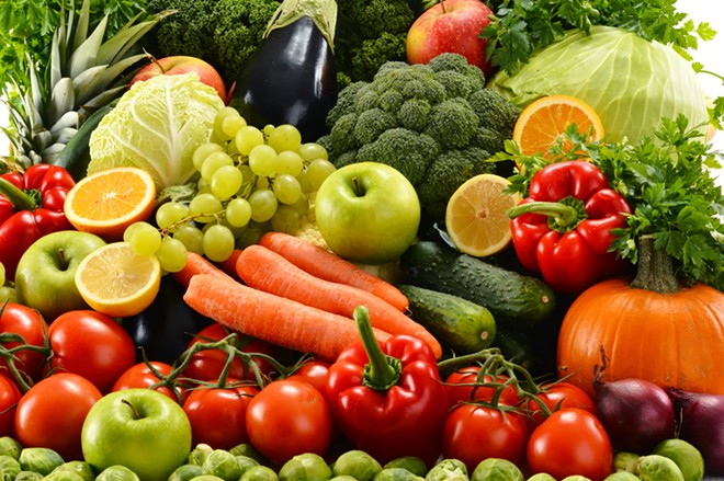 """New research shows that people who ate two additional servings of fruits and vegetables per day experienced """"a boost in motivation and vitality."""""""