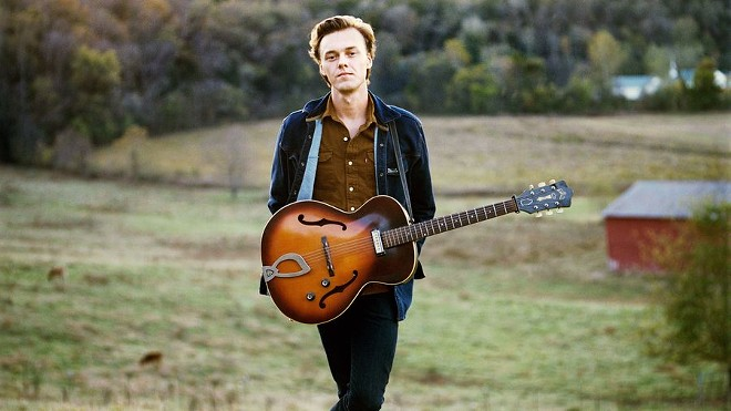 Parker Millsap headlines Thursday at the Bartlett.