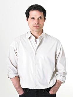 Michael Ian Black appears at Spokane Comedy Club and Auntie's this weekend.