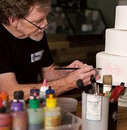 Jack Phillips, owner of Masterpiece Cakeshop - MASTERPIECE CAKESHOP PHOTO