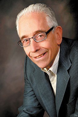 """Robert Maurer is a Spokane psychologist, consultant and author of """"One Small Step Can Change Your Life."""""""