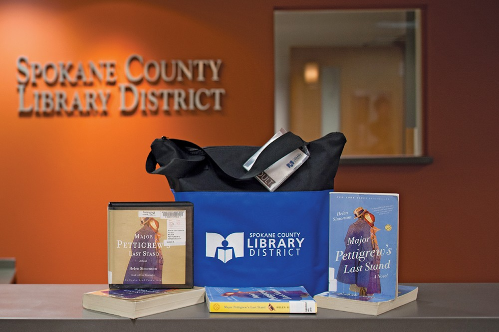 Borrow a Book-Club-To-Go kit from your local library. - KRISTEN BLACK