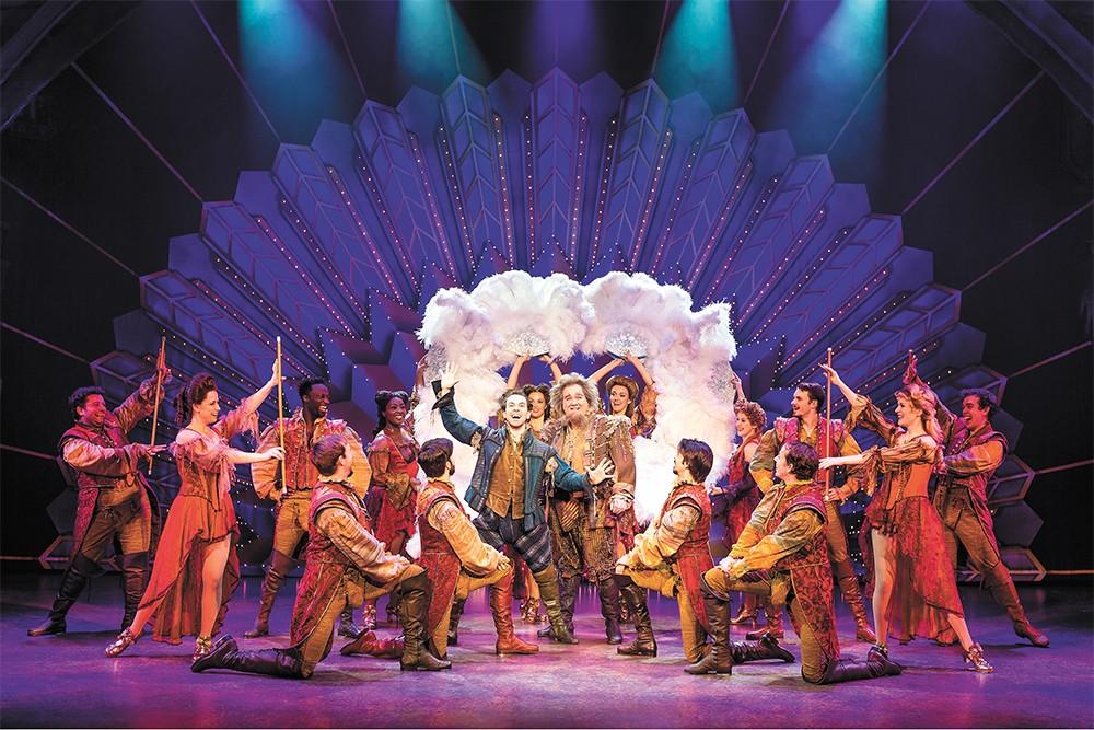 From Broadway to Spokane - JEREMY DANIEL