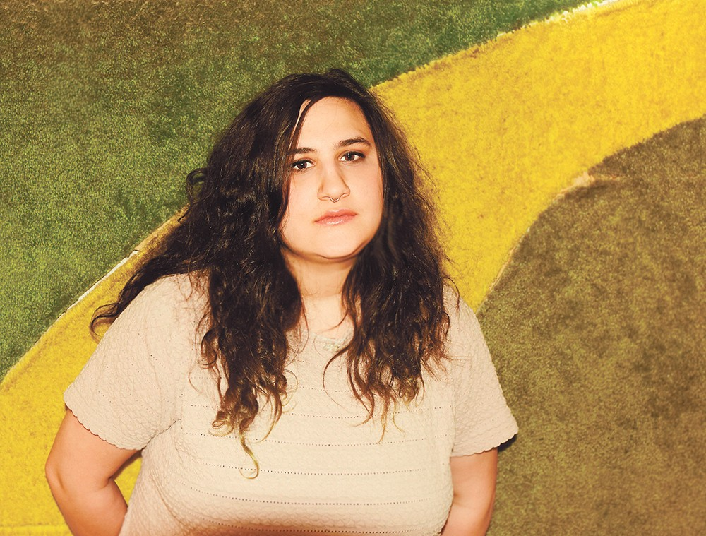 Palehound's Ellen Kempner examines love and loss on her latest album, A Place I'll Always Go. - SHERVIN LAINEZ