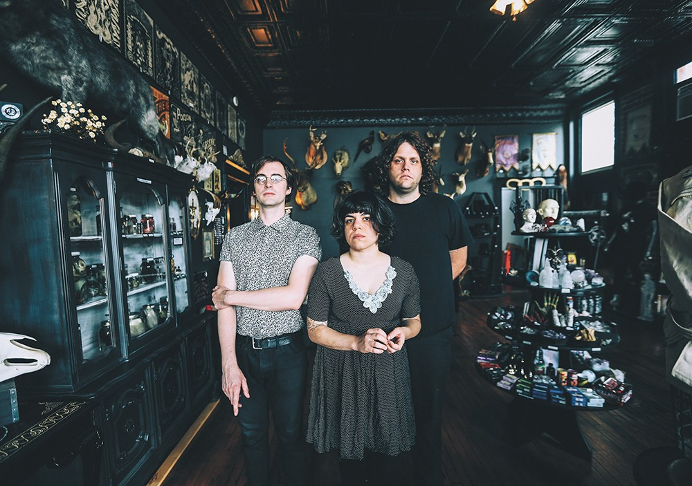 Screaming Females headlines at Baby Bar Oct. 13.