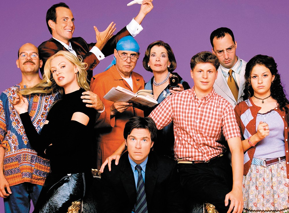 Arrested Development rewards repeated viewings.