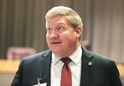 Ombudsman Bart Logue - YOUNG KWAK