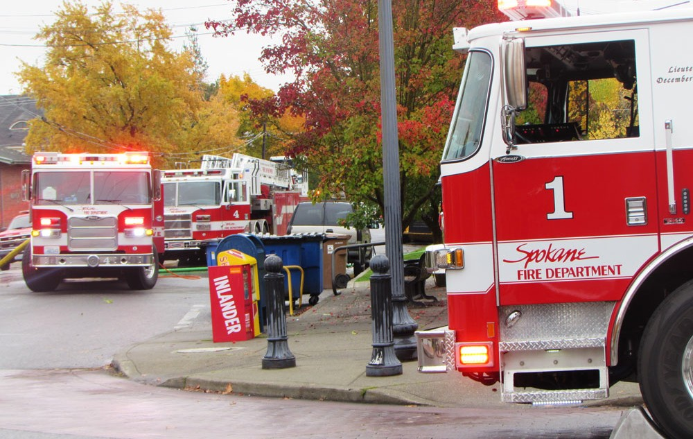 The Spokane Firefighters Union has come out in favor of Prop 2.