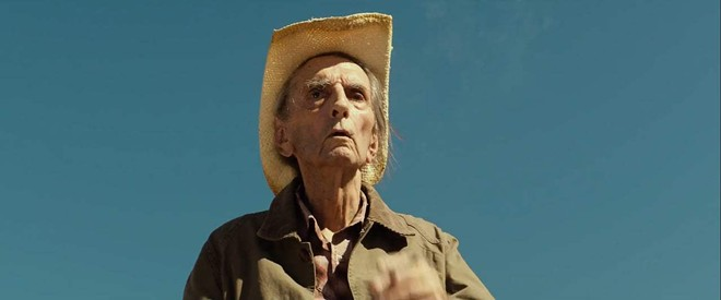 Harry Dean Stanton stars in Lucky, opening Friday at the Magic Lantern.