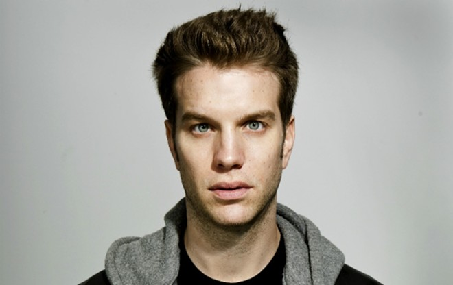 Standup comic Anthony Jeselnik headlines at the Spokane Comedy Club Thursday through Saturday.