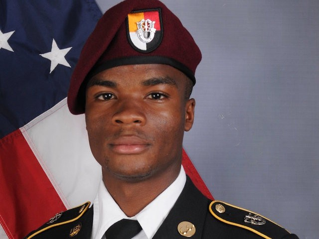 Sgt. La David T. Johnson was killed early this month in Niger.
