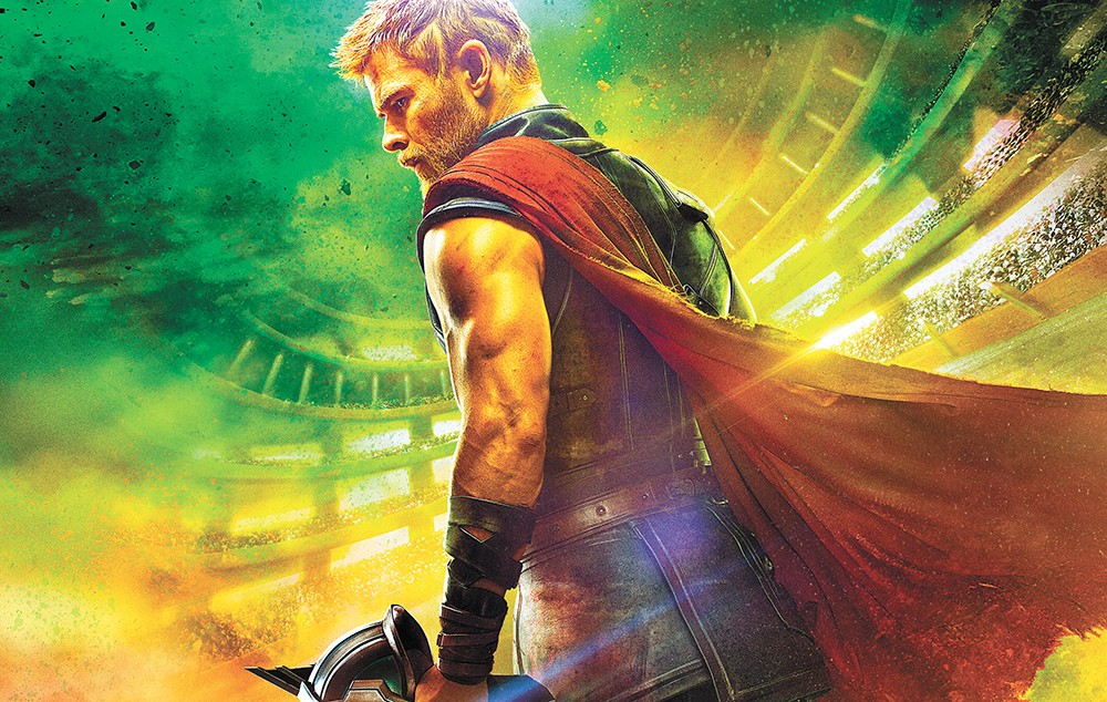 With Kiwi director Taika Waititi on board, Thor: Ragnarok really brings down the hammer on comedy.