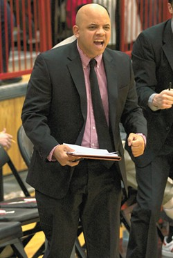 Eastern Washington's new coach Shantay Legans hopes to build on his years as an assistant for the program. - EWU ATHLETICS