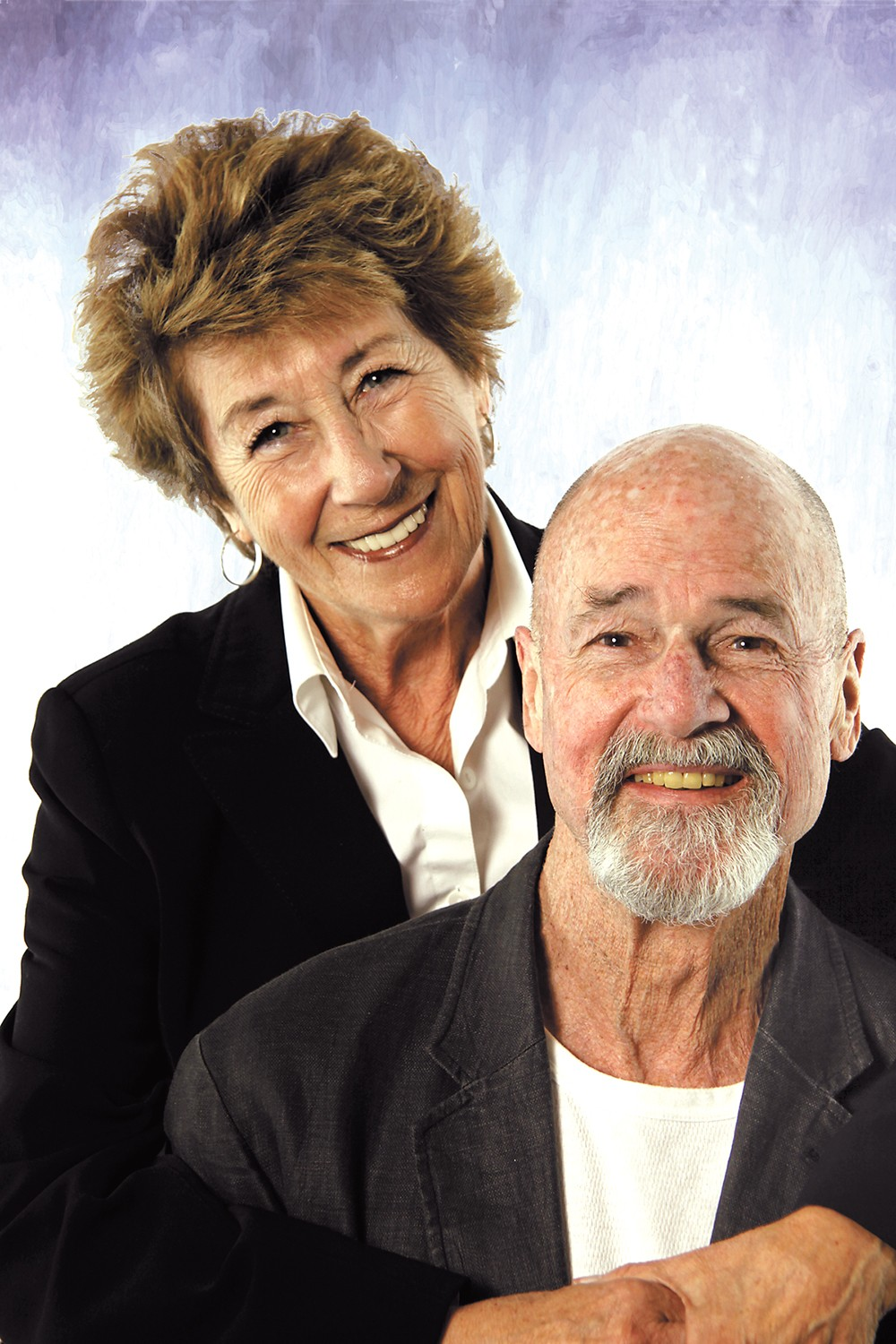Ellen Travolta lost her husband, Jack Bannon, in October, but she's returning with Christmas with a Twist this season.