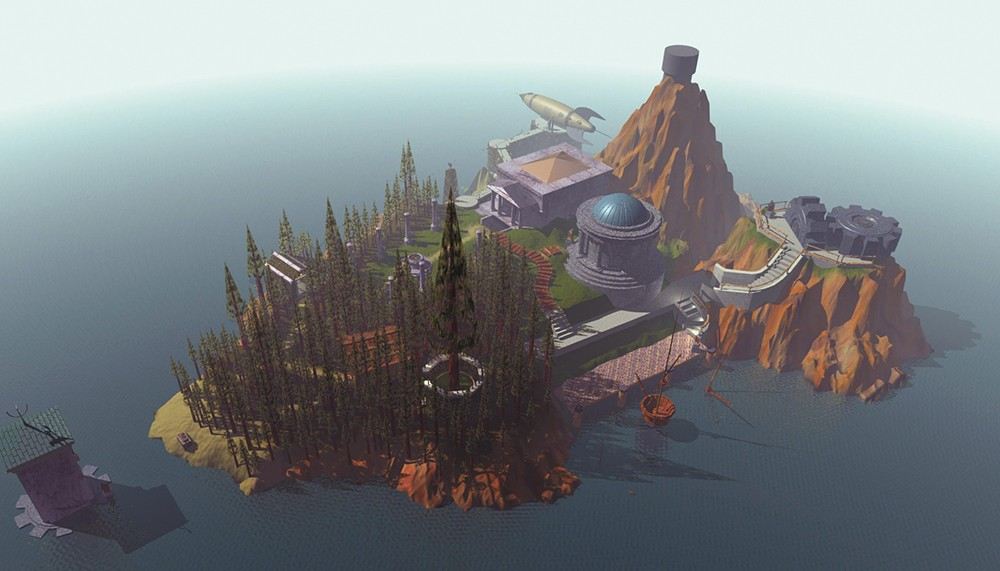 Hear from the local creators of the big-time game Myst.