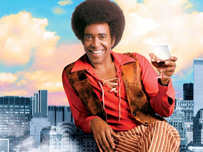 Pass the Courvoisier, Tim Meadows is coming to do standup at Spokane Comedy Club this week.