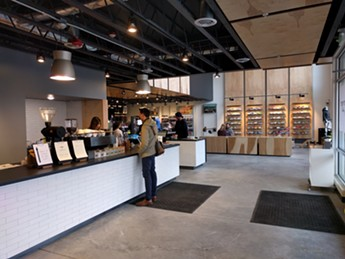 Indaba's newest, third location shares a space with Fleet Feet Sports in Kendall Yards.