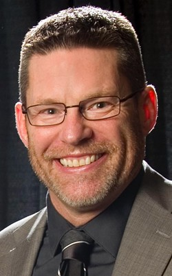 Steven Cook is poised to take over as CDA Schools superintendent - COURTESY OF COEUR D'ALENE PUBLIC SCHOOLS