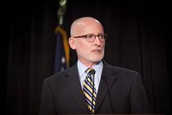 Former Seattle Councilman Tim Burgess