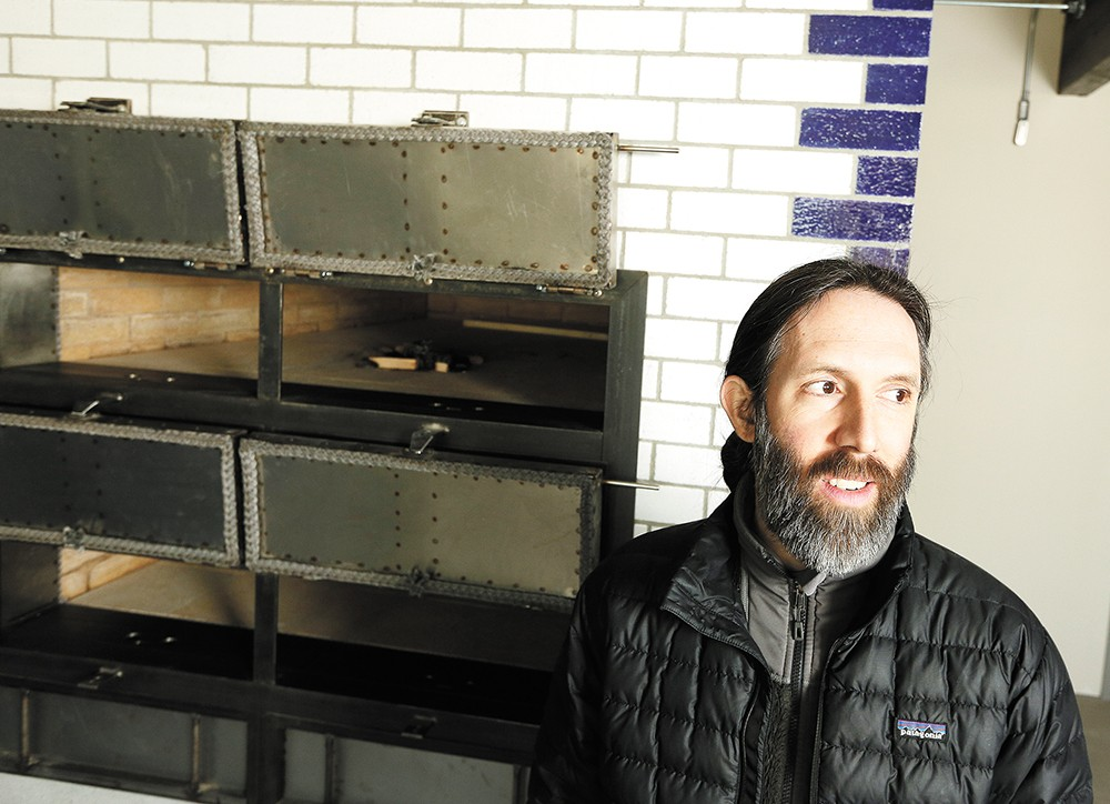 Baker Shaun Thompson Duffy is opening his Culture Breads storefront later this month. - YOUNG KWAK