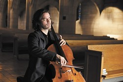Northwest Bach Festival's Zuill Bailey
