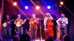 The Travelin' McCourys - DAN NAILEN