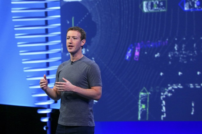 Mark Zuckerberg, at age 33, is decidedly a millennial. - JIM WILSON/THE NEW YORK TIMES