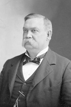 Spokane city founder James Glover