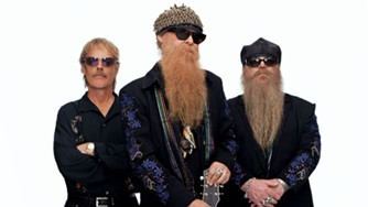 ZZ Top performs Aug. 4.