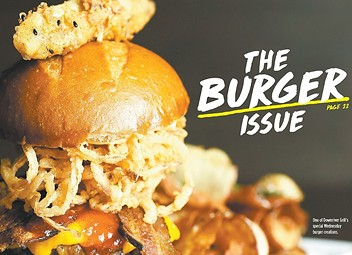 You can still drool over our Burger Issue online!