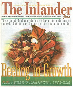 The Sept. 25, 1996, issue. Cover ILLUSTRATION: TOM BOWMAN