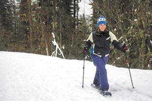 A beginner's guide for snowshoeing in the Inland Northwest