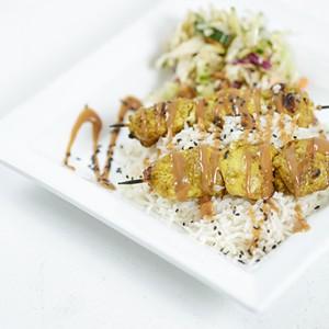 Inlander Restaurant Week dishes