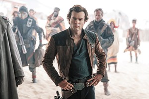 <i>Solo: A Star Wars Story</i> is an action-packed detour from the franchise's main story arc