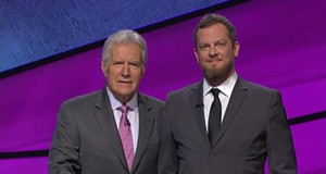 One brother on Jeopardy!, the other to appear on Guy Fieri's Diners, Drive-Ins and Dives