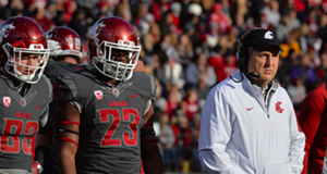 The Cougars reflect on their blowout Apple Cup loss
