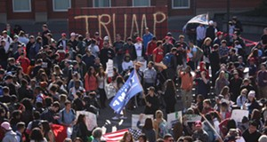 WSU student who knocked Trump supporter's phone out of his hand could be charged