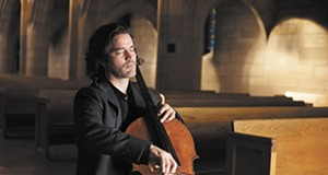 Northwest Bach Festival's Zuill Bailey nabs a Grammy nomination