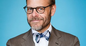 THIS WEEK: Alton Brown, Louie Anderson, CdA Blues Fest and more