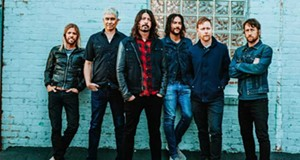 Foo Fighters, A Perfect Circle schedule dates for Spokane Arena