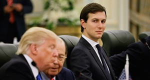 Trump's son-in-law denies Russian collusion, Phelps vs. shark fails to materialize, and morning headlines