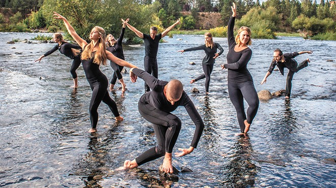 Spokane hasn't had much of a dance scene for decades, but a new group is trying to change that
