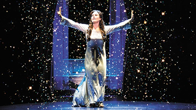 Finding Neverland offers magic to the audience, and its young lead actress