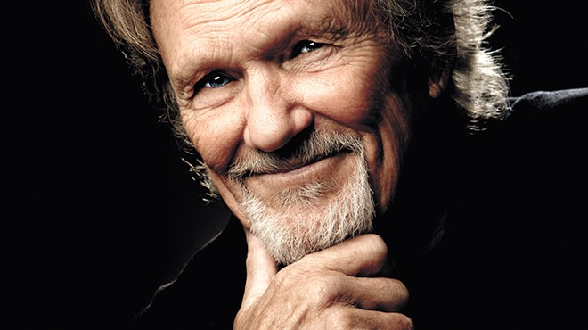 A look at Kris Kristofferson's career as one of the preeminent musical voices of his generation