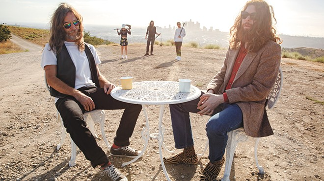 Black Mountain makes music for cruising the cosmos on Destroyer