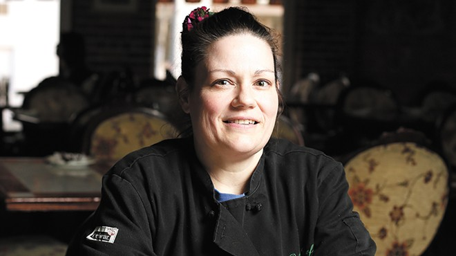Meet Christie Sutton, Europa's beloved pastry chef for nearly two decades