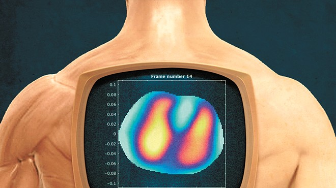 A Gonzaga researcher is designing technology to scan bodies in a safer, cheaper, more mobile way