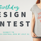 Birthday Design Contest